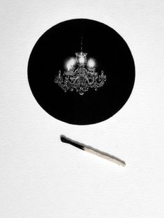Mateo Pizarro's tiny graphite drawings are scarcely larger than the length of a match but contain enough detail to suggest entire stories, both…