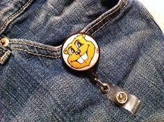 Gophers Fan Badge Reel Minnesota Gophers ID by ButtonsAFluttur, $6.50
