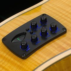 Acme Bs3m Acoustic Guitar Pickup Eq Mic Piezo Lcd Chromatic Tuner Wish Acoustic Guitar Pickups Guitar Pickups Acoustic Guitar