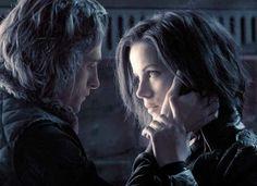 Michael and Selene - Underworld