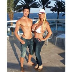 Plastic Pals! Human Ken Hangs With the Extreme Human Barbie | Cambio