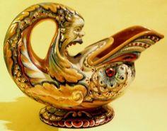 Cantagalli, the Scottish dimension | thatsArte.com Italian Pottery ...