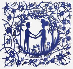 'The Invisible Power' - Rob Ryan 'The invisible power that held the entire universe together was your love'