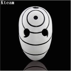 Top Quility Halloween Party Cosplay New Version Naruto Obito Anime Masks Tobi Mask Uchiha Cosplay Costume Movie Prop Replica toy