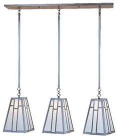 Asheville Multi-Light Pendant modern pendant lighting