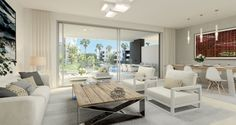 off-plan, #newgoldenmile, #modern #apartments released see http://bablomarbella.com/en/show/sale/25146/off-plan-project,-new-golden-mile/