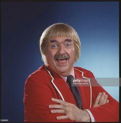 Promotional portrait of American children's TV host Bob Keeshan (1927 - 2004) as 'Captain Kangaroo,' circa 1979.