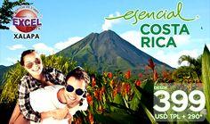 ¡Pura Vida Costa Rica! Si buscas unas vacaciones llenas de una gran variedad Costa Rica es el lugar perfecto para ti. Puedes realizar turismo ecológico, excursiones de aventura por volcanes, la jun…