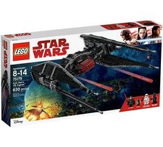 Buy LEGO Stars Wars Kylo Ren's TIE Fighter - 75179 at Argos.co.uk, visit Argos.co.uk to shop online for LEGO, LEGO and construction toys, Toys
