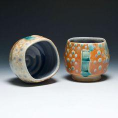 Mark Knott Tea Bowls