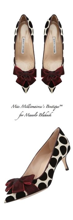 Manolo Blahnik 2015 - Miss Millionairess's Boutique™