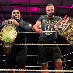 Wwe Brock, Jerry The King Lawler, Roman Reigns Dean Ambrose, R Truth, Tyson Kidd, Ric Flair, Drew Mcintyre, Wwe Champions, Booker T