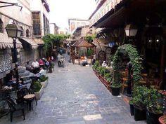 nawfara café - Old damascus