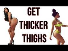 A toned and strong body has become a trend among women, in many cases preferred over super-slim and skinny. Here are the best ways to get thicker thighs.