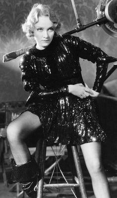 "gatabella: "" Marlene Dietrich, Dishonored, 1931 """