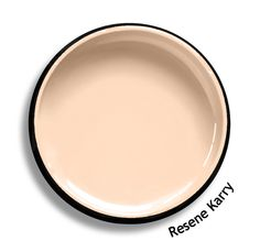 Resene Karry is a pastel peach pink, tender and smooth. From the Resene Multifinish colour collection. Try a Resene testpot or view a physical sample at your Resene ColorShop or Reseller before making your final colour choice. www.resene.co.nz