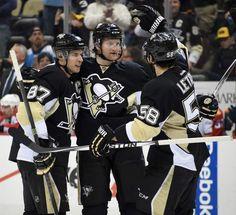 Feb. 22, 2015 — Penguins 5, Panthers 1 (Photo: Chaz Palla  |  Trib Total Media)