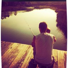 Father & Son fishing :)