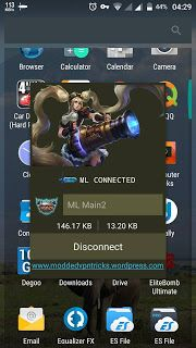 How To Play Mobile Legends Using Vpn