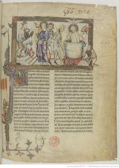 Berengaudus, Expositio in septem visiones Apocalypsis.