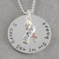 I carry you in my heart  REMEMBRANCE by littleangelsmemory on Etsy, $48.00