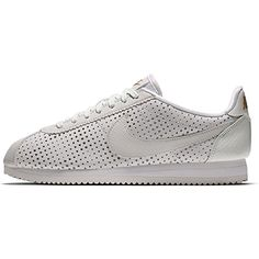 online store 9ad30 0658e Nike Cortez Classic SE PRM Womens Running Trainers Sneakers Shoes UK 55 us  8 EU 39 summit white 100 -- Check out the image by visiting the link.