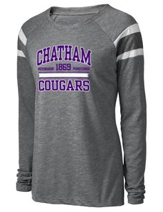 Prep Sportswear has customizable fan gear for Chatham University! Sign up for email and receive 10% OFF your first purchase!