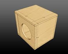 Categories Box Designs with Subwoofers Box Designs Spl Box Single Diy Subwoofer, Subwoofer Box Design, 12 Inch Speaker Box, Diy Pedalboard, Corrugated Box, Car Audio, Ua, Speakers, Image