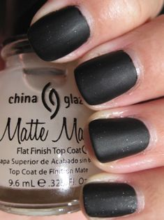 Matte Magic from China Glaze. Here's proof. It works Magic. Just like its name says!!