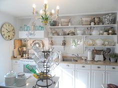 Shabby French Cottage: {My Home}
