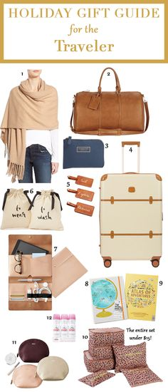 RD's Obsessions: Holiday Gift Guide for the Traveler