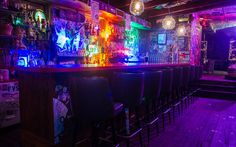 The Seven Best Dive Bars in Philadelphia (Photo courtesy Tattooed Mom)