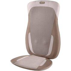 Homedics Shiatsu + Vibration Massage Cushion with Heat