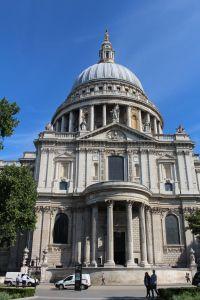 cathédrale saint Paul, Londres, Angleterre
