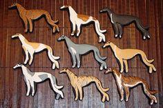 Greyhound Cookies