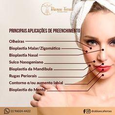 5 minutos O ácido hialurônico é uma substância natural no organismo humano e, em sua versão sintética, atua no preenchimento dos espaços que existem entre as células da epiderme, atendendo a pessoas que buscam suavizar rugas e outras marcas que surgem com o tempo. Quando usado de forma injetável, ele pode ser aplicado face, como em lábios, nariz, sulcos naso-labiais, olheiras, rugas faciais e também como para Bioplastia. O ácido hilaurônico é o queridinho por ser biocompatível e absorvível. G...