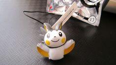 Chaveiro Do Emolga-personagem Do Anime Pokemon