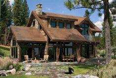 Casa de campo rustica