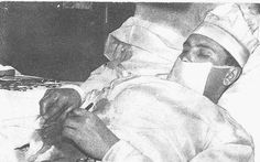 Leonid Rogozov – a hero-surgeon   English Russia