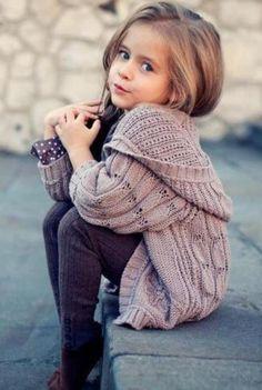 Stylish girl...