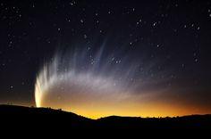 Comet Rainbow