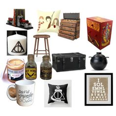 Choose From 3 Variations Of These Harry Potter Inspired