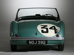 1953 Austin Healey 100 (Special Test Car)