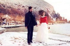 Mariage sous la neige à Annecy | Blog mariage, Mariage original, pacs, déco