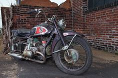 Von Dutch Motorbike