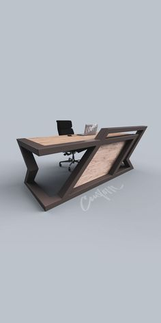 Minimalist Design Modern is part of Office furniture design - Minimalist Design Create the Conversation 💯 Design can be overlooked, not this time This × × Office Table Design, Industrial Office Design, Industrial Design Furniture, Modern Office Design, Office Furniture Design, Modern Desk, Welded Furniture, Modern Wood Furniture, Iron Furniture