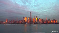 Sunset in NYC 25.10.2017 Trade Centre, World Trade Center, Sunset In Nyc, Memorial Museum, Lower Manhattan, Live In The Now, New Jersey, State Parks, New York Skyline