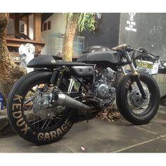 Kedux Garage Yamaha Scorpio CR, superb