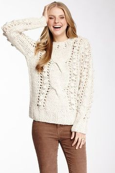Carducci Embroidered Pullover