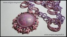 #superduo #twinbeads #beadwork  #fimo  #cabochon http://youtu.be/KheTXWlW9qc